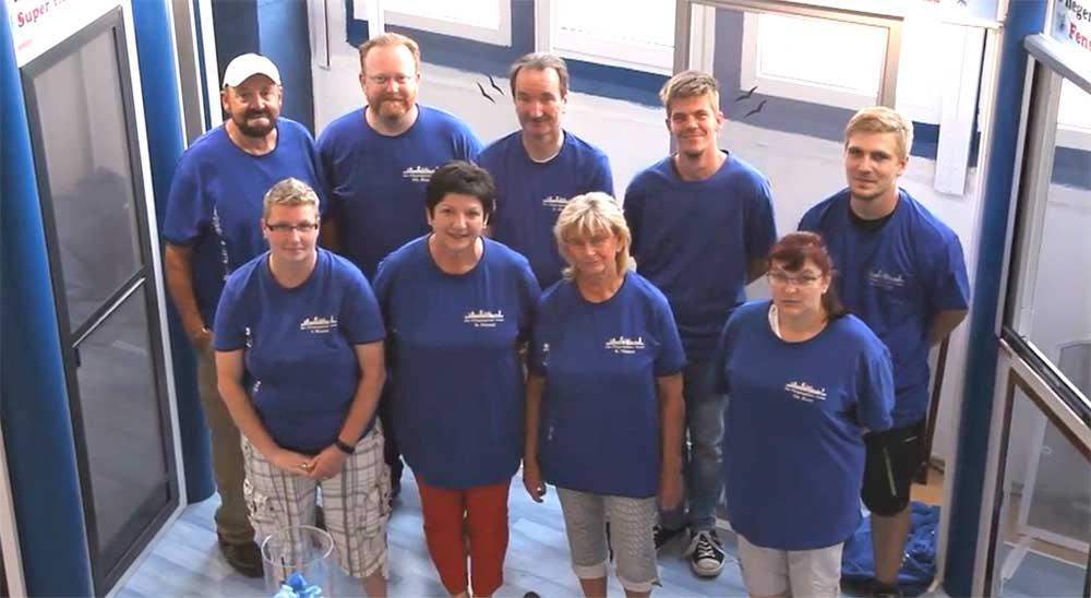 Fliegengitter Schwerin Team